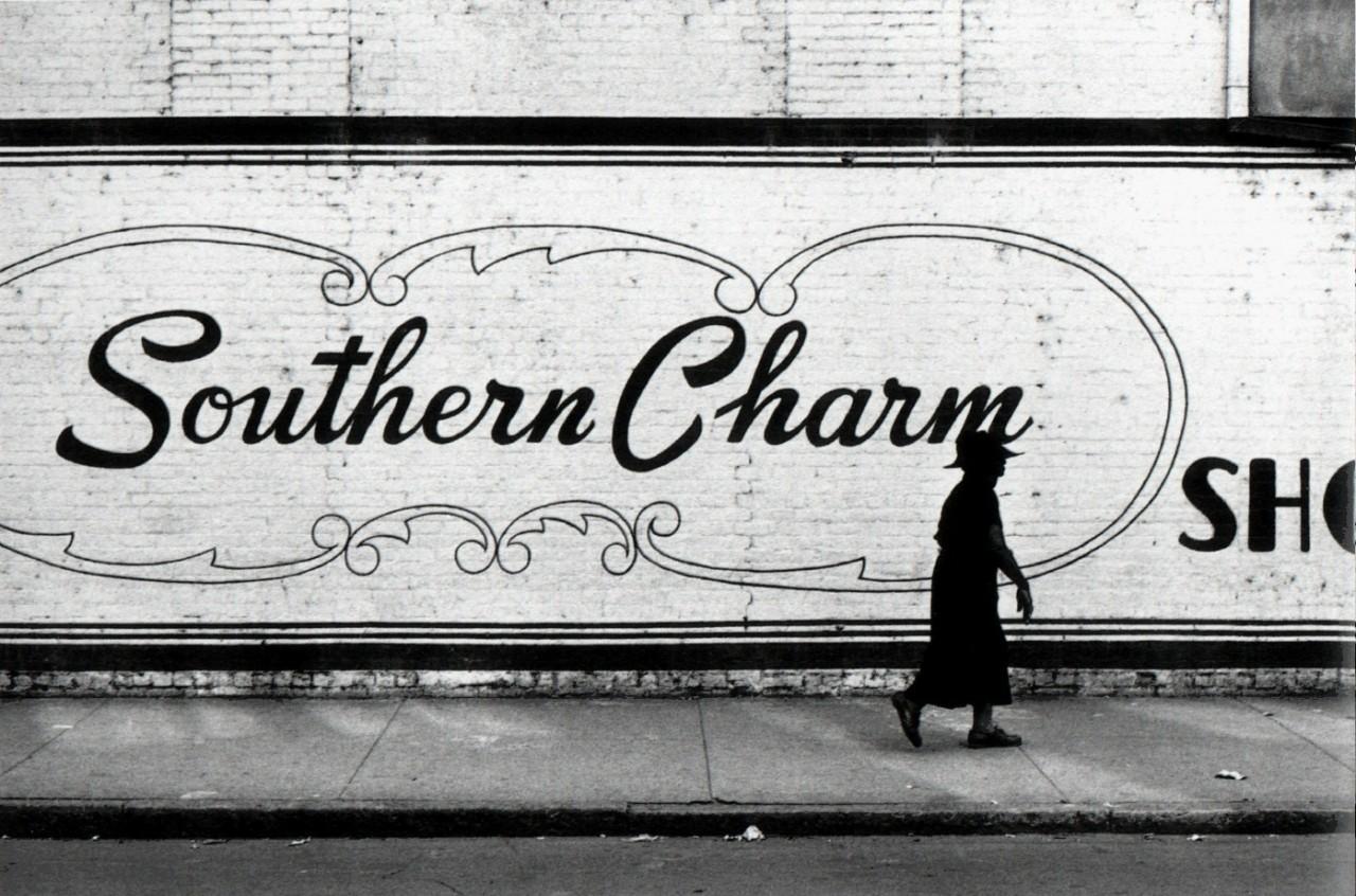 Южный шарм Алабамы, 1955. Автор Эллиотт Эрвитт