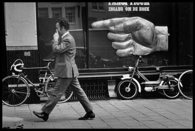 Амстердам, 1972. Автор Эллиотт Эрвитт
