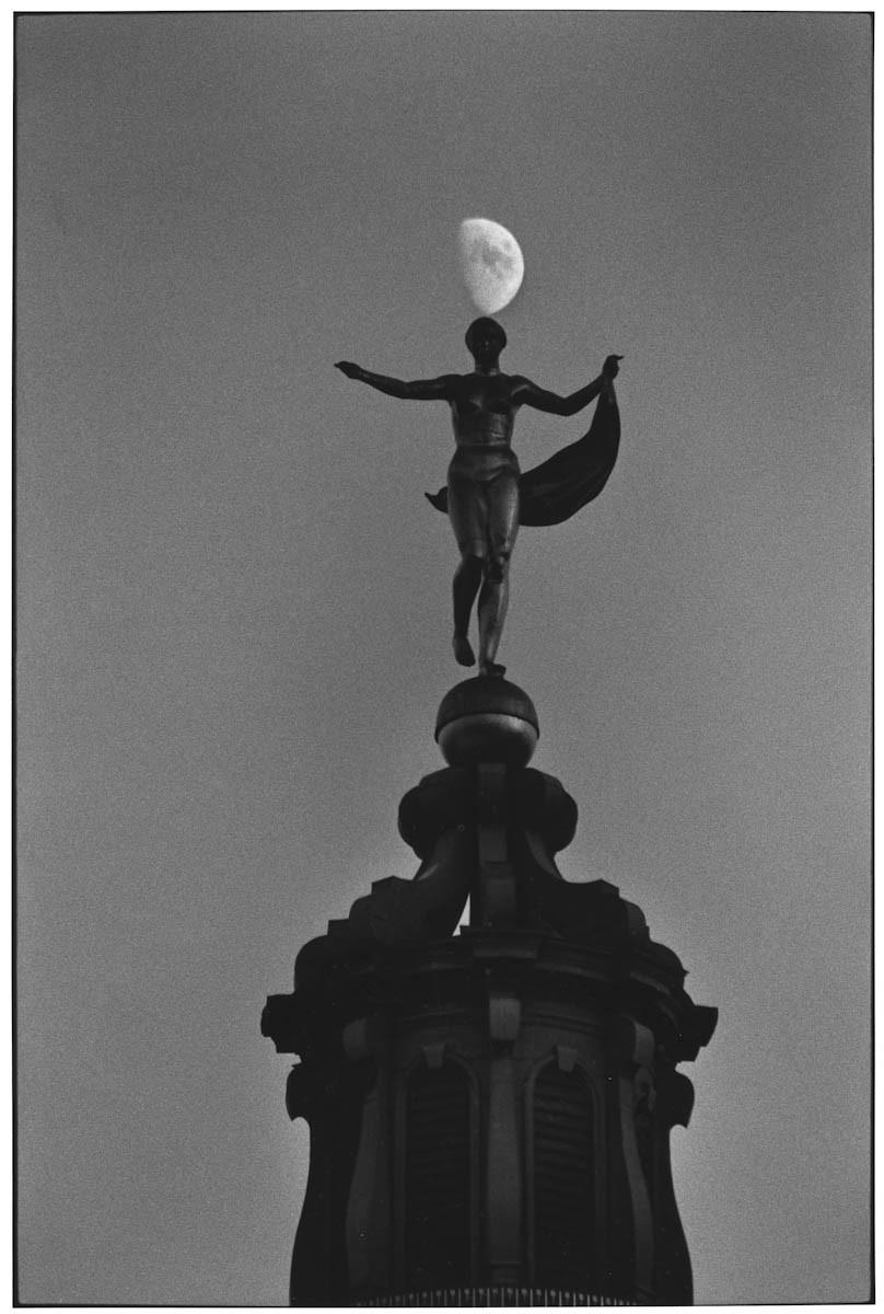 Дворец Шарлоттенбург, Берлин, 1995. Автор Эллиотт Эрвитт