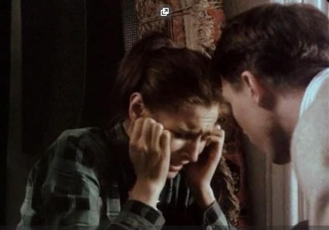 Кадр из фильма Любовь, 1991 год. Режиссёр Валерий Тодоровский (22)