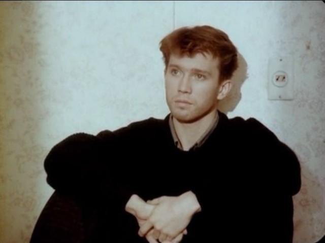 Кадр из фильма Любовь, 1991 год. Режиссёр Валерий Тодоровский (24)