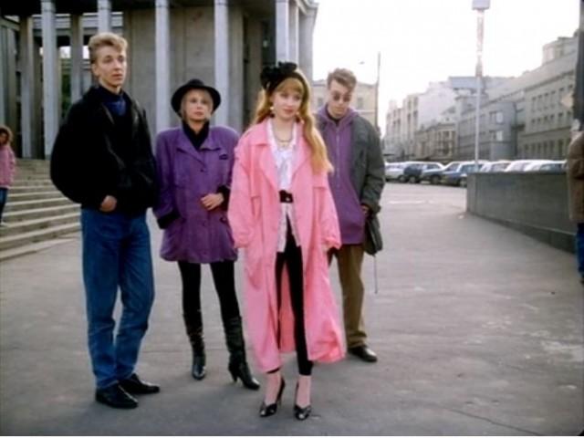 Кадр из фильма Настя, 1993 год. Режиссер Георгий Данелия (25)