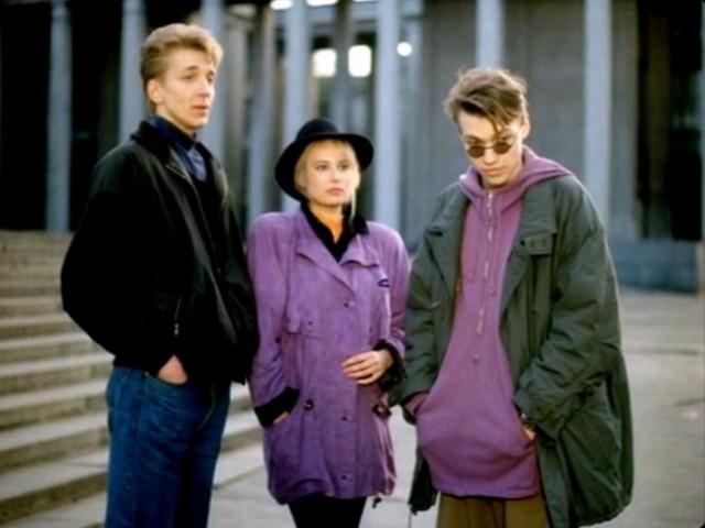 Кадр из фильма Настя, 1993 год. Режиссер Георгий Данелия (26)