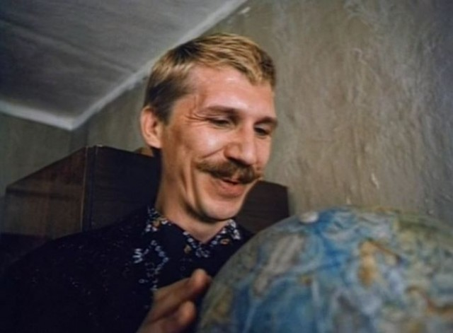 Кадр из фильма Облако-рай, 1990 год. Режиссёр Николай Досталь (34)