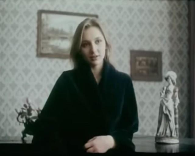 Кадр из фильма Публикация, 1988 год, Режиссёр Виктор Волков (29)