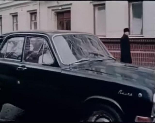 Кадр из фильма Публикация, 1988 год, Режиссёр Виктор Волков (30)
