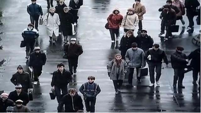 Кадры из фильма Забавы молодых, 1987 год. Режиссёр Евгений Герасимов (25)