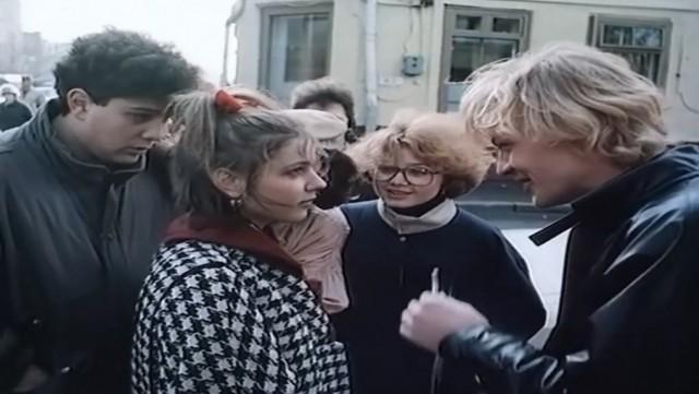 Кадры из фильма Забавы молодых, 1987 год. Режиссёр Евгений Герасимов (44)