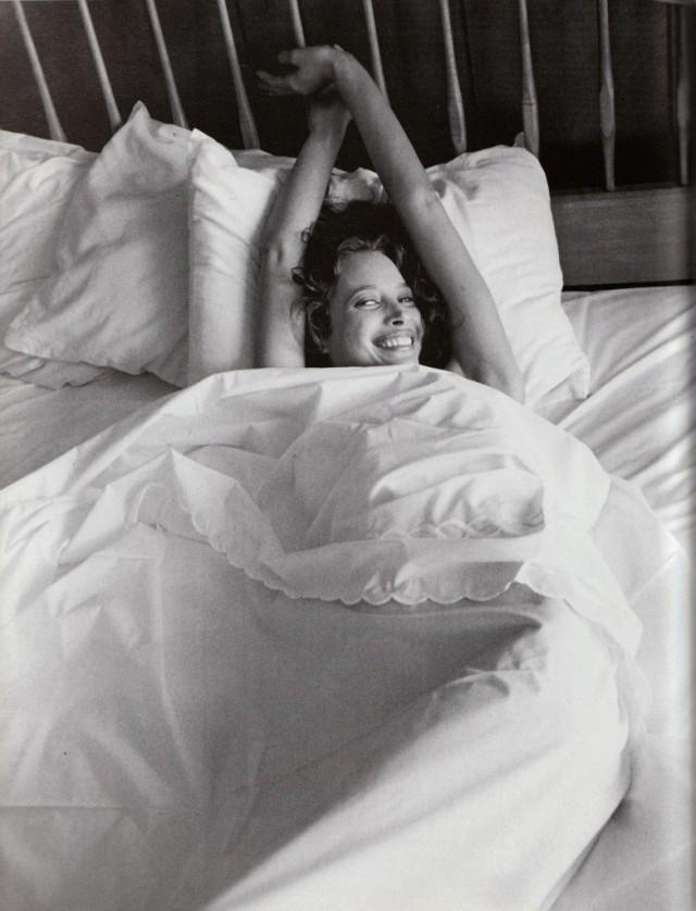 Кристи Тарлингтон, Italian Vogue, 1993. Автор Санте Д'Орацио