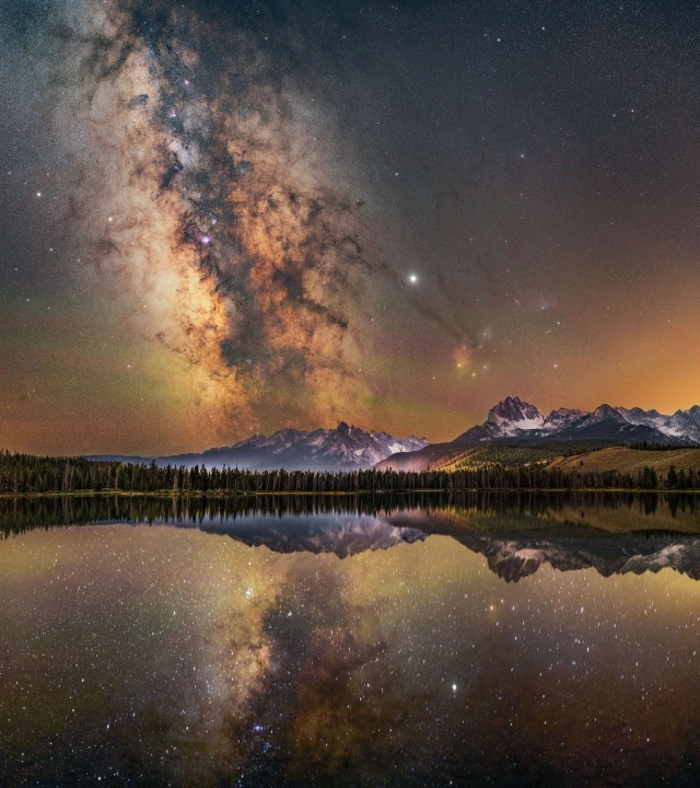 «Звёздное озеро». Автор Бриони Ричардс