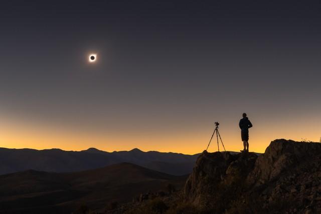 «Непередаваемое». Ла-Серена, регион Кокимбо, Чили. Автор Алин Уоллес