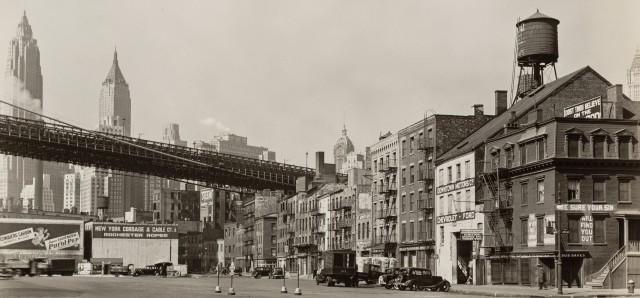 Саут-стрит, 1 апреля 1937. Автор Беренис Эббот
