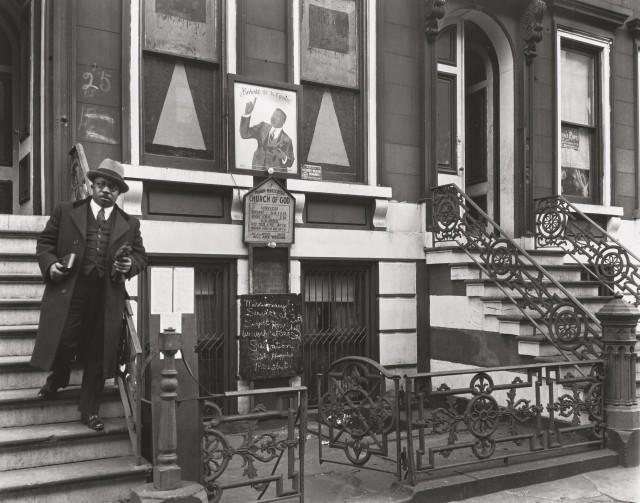 Церковь Господня, 8 декабря 1936. Автор Беренис Эббот