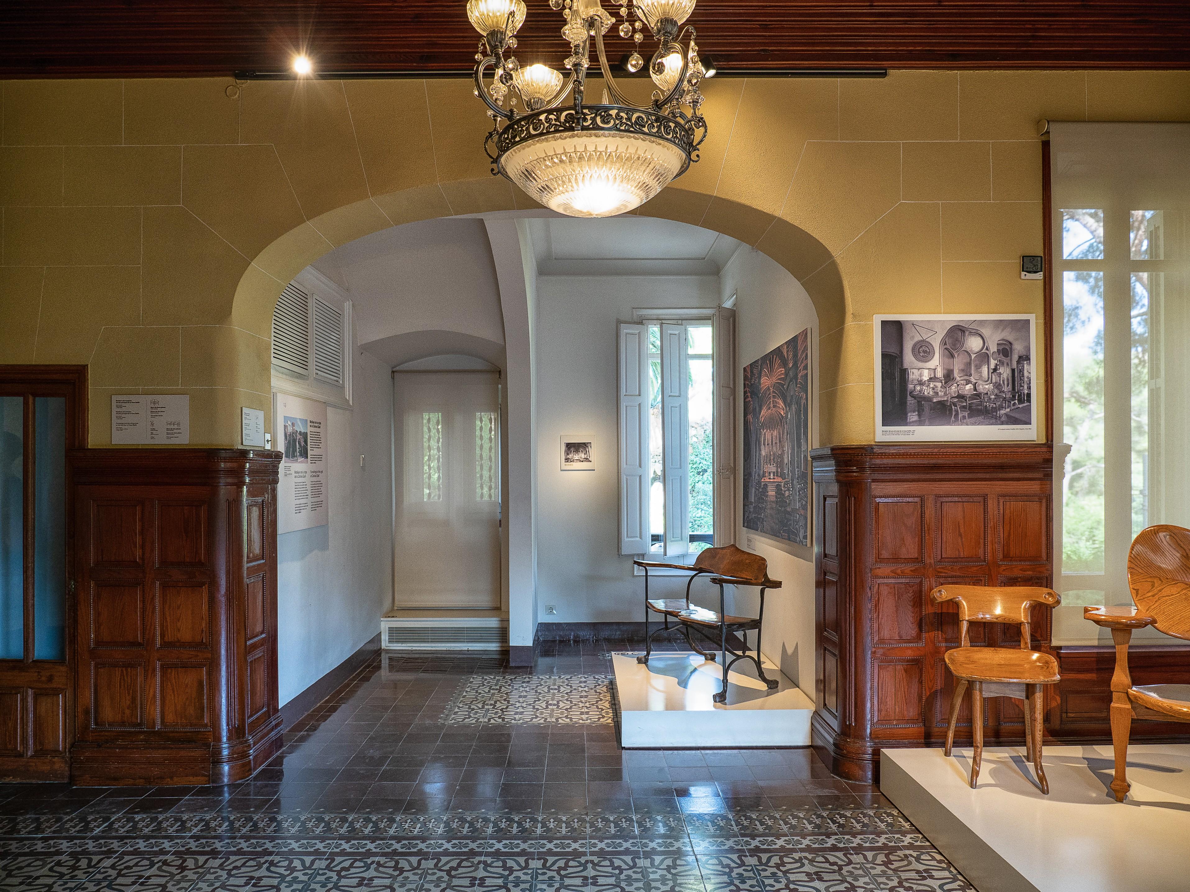 Casa Museu Gaudi Антонио Гауди