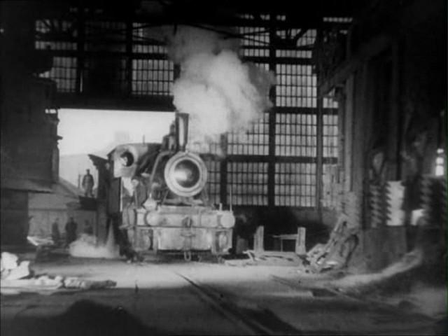 Кадр из фильма «Энтузиазм. Симфония Донбасса»
