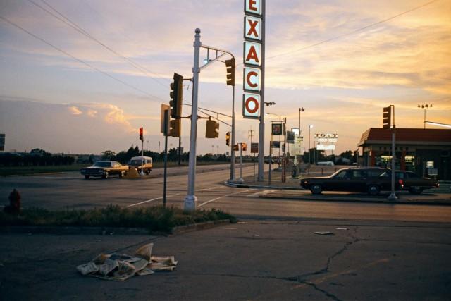 Оклахома-Сити, Оклахома, июль, 1972. Автор Стивен Шор