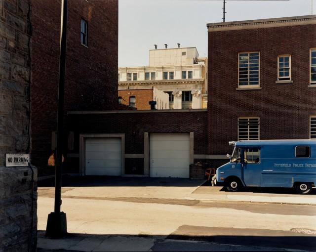 Питтсфилд, Массачусетс, 1974. Автор Стивен Шор
