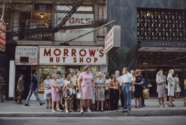 Чикаго, Иллинойс, 1972. Автор Стивен Шор