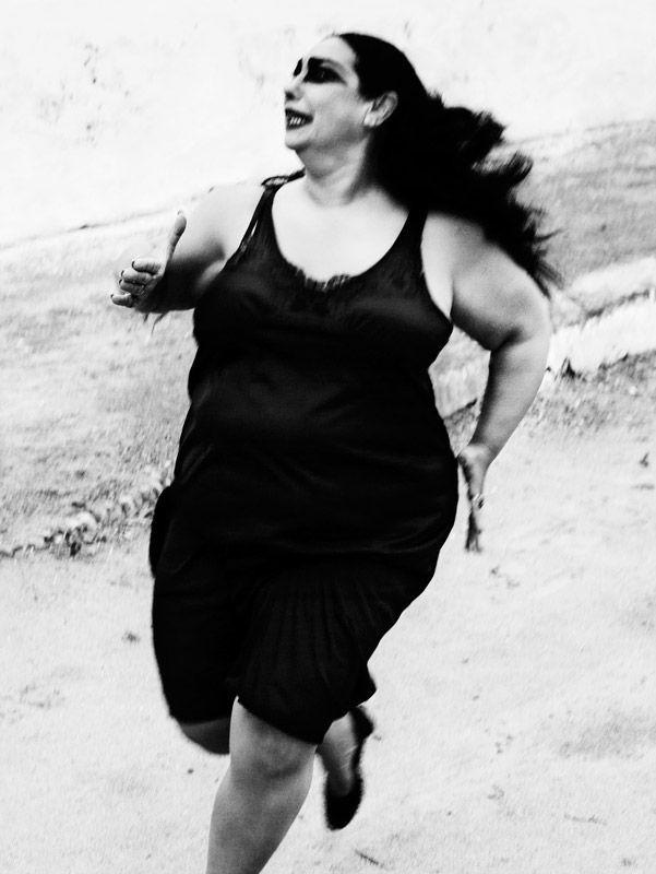 Женщины фламенко. Из книги «Mil Besos». Автор Рувен Афанадор (26)