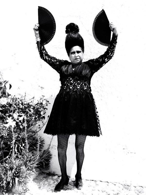 Франциска Сото Монье. Из книги «Mil Besos». Автор Рувен Афанадор