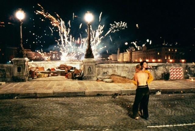 «Любовники с Нового моста», 1991