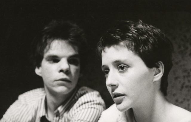 Дени Лаван и Мирей Перье, «Парень встречает девушку», 1984