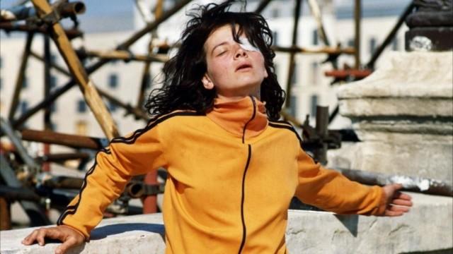 Жюльет Бинош, «Любовники с Нового моста», 1991