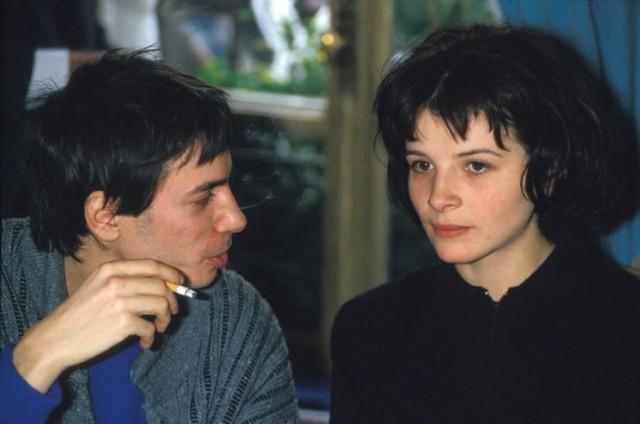 Жюльет Бинош и Леос Каракс, 1986 год