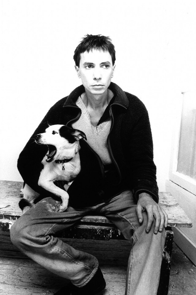 Леос Каракс, Париж, 1991. Фотограф Рено Монфурни