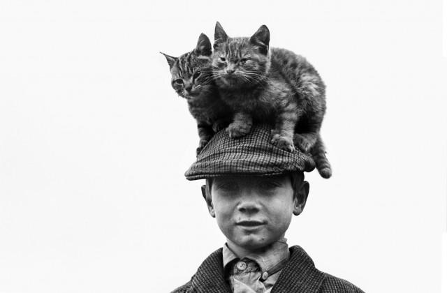 Из фотокниги «Ирландские путешественники». Фотограф Ален МакУини