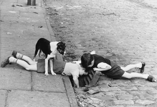 Короли улиц, Манчестер, 1963. Фотограф Ширли Бейкер