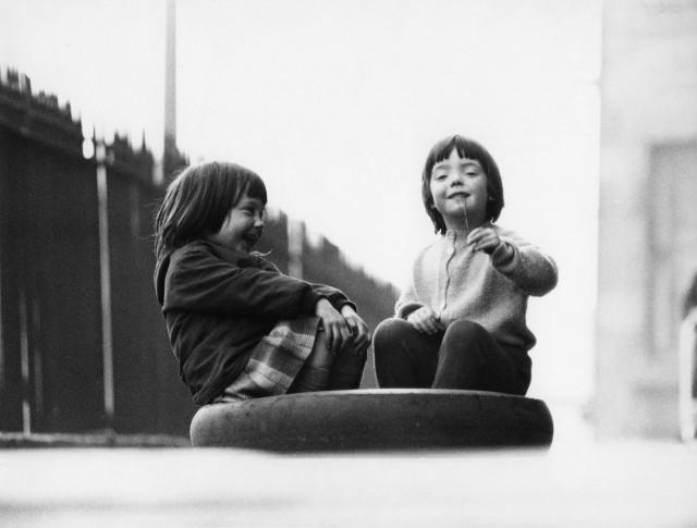 Эдинбург, 1966. Фотограф Роберт Бломфилд