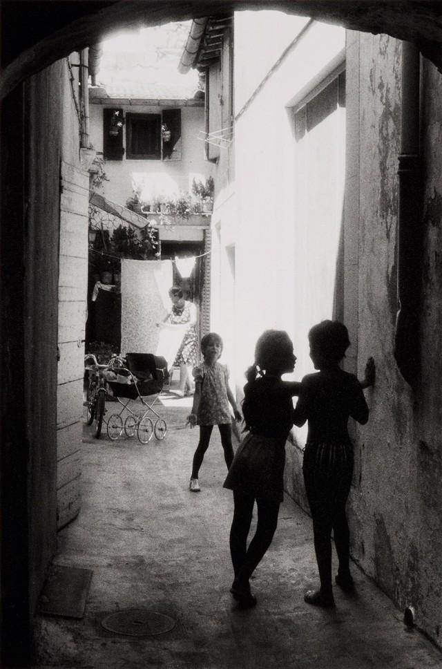 Дети, 1975. Фотограф Вилли Рони
