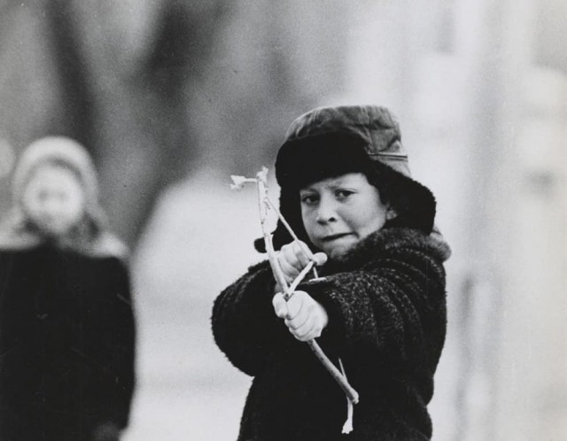 «Цель». Ленинград, 1978. Фотограф Людмила Таболина