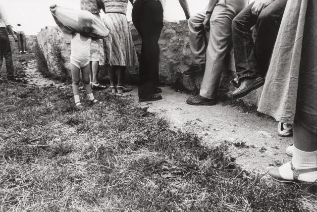 Мир взрослых, 1981. Фотограф Грасьела Итурбиде.