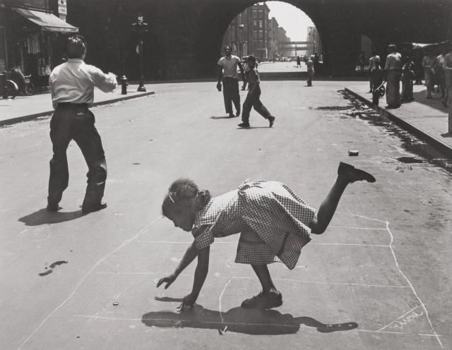 «Классики», Нью-Йорк, 1952. Фотограф Уолтер Розенблюм