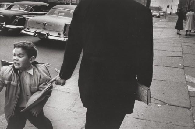 Банда, 1959. Фотограф Брюс Дэвидсон