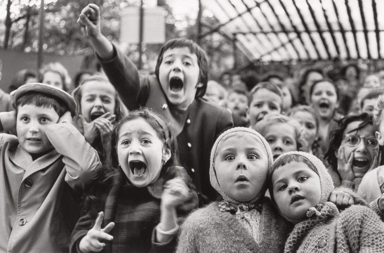 Отражение детства в гениальных фотографиях мастеров прошлого века
