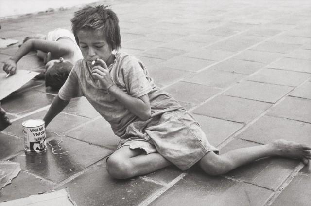 Джозелин, Санта-Марта, Колумбия, 1972. Фотограф Дэнни Лион