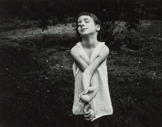 Нэнси, Данвилл, Вирджиния, 1969. Фотограф Эммет Гоуин