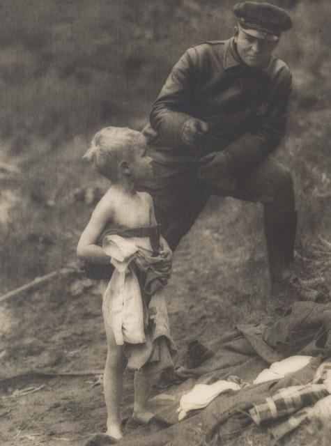 Прогулял занятия, Сан-Франциско, 1920-е годы. Фотограф Эрни Кинг