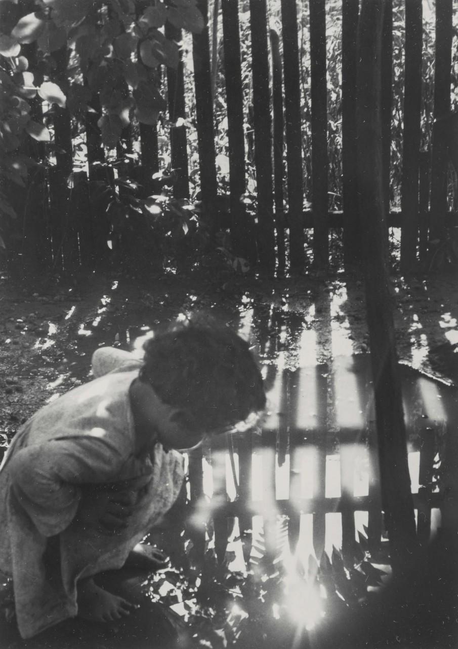 После дождя, 1930-е годы. Фотограф Пал Кацур