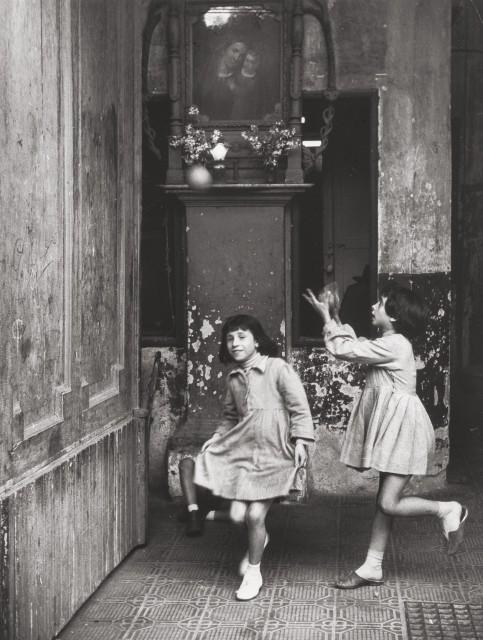 Неаполь, 1959. Фотограф Герберт Лист