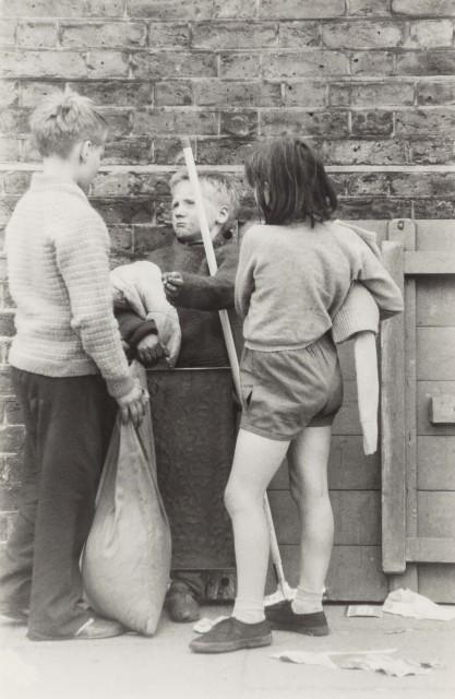 Степни, 1958. Фотограф Грэм Овенден