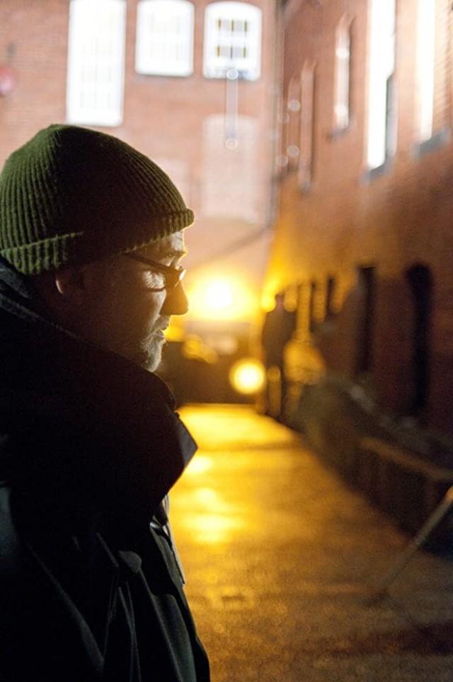 Дэвид Финчер в «Социальной сети», 2010