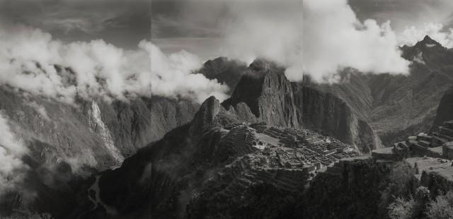 Мачу-Пикчу, 2001. Фотограф Кенро Идзу
