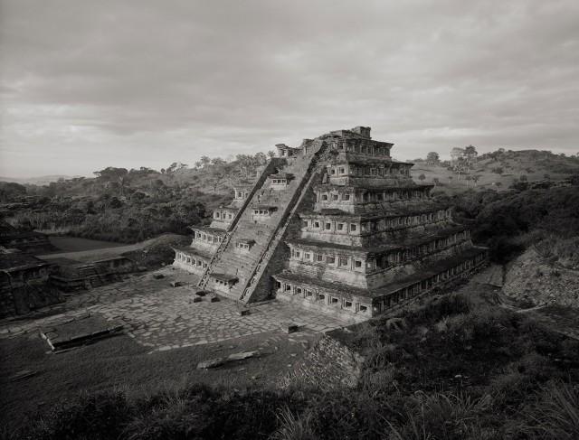 Мексика, 1987. Фотограф Кенро Идзу