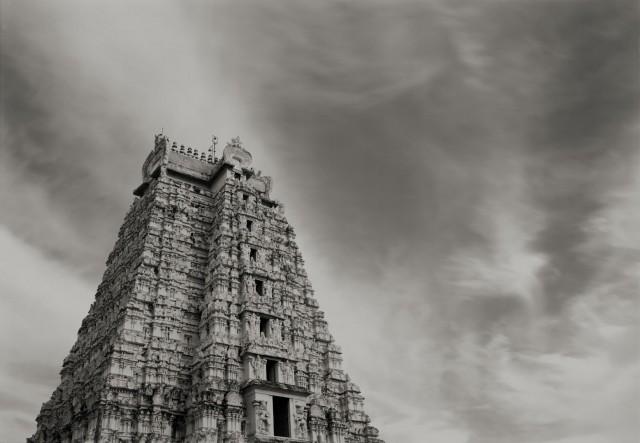 Храм Шивы-Натараджи, Чидамбарам, Индия. Фотограф Кенро Идзу
