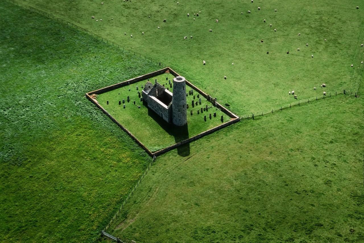 Кафедральный собор св. Магнуса на Оркнейских островах, Шотландия. Фотограф Джим Ричардсон