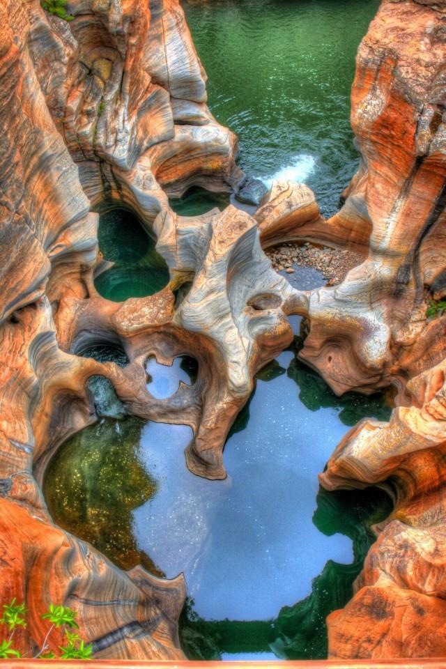 Каньон реки Блайд, Мпумаланге, ЮАР